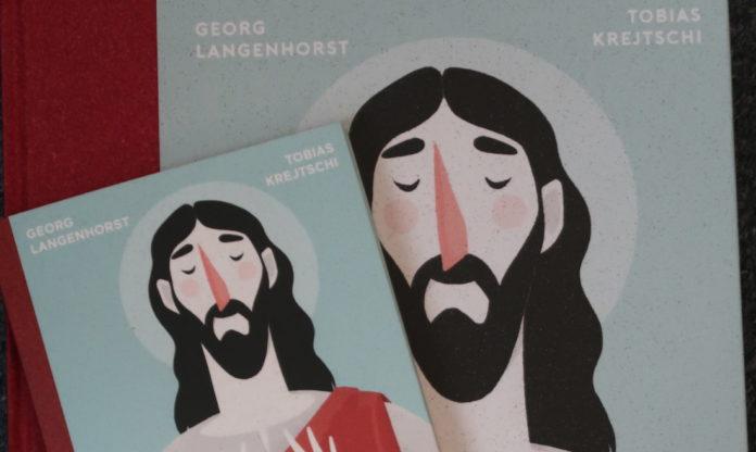 Langenhorst und Krejtschi: Kinderbibel. Die beste Geschichte aller Zeiten