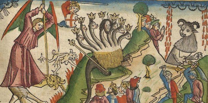 Koberger-Bibel von 1483 aus dem Germanischen Nationalmuseum Nürnberg