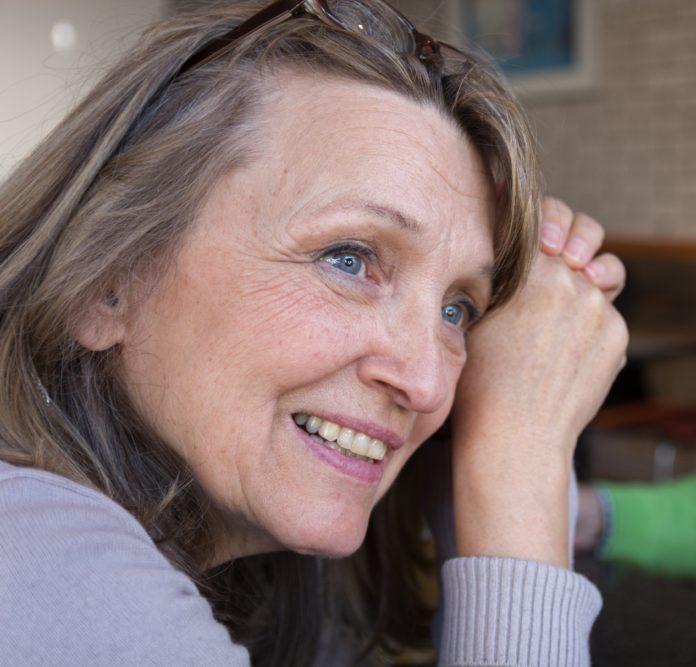 Anni Stiegler. Foto: Privat