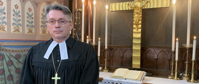 Bischof Leon NovakFotos: Privat