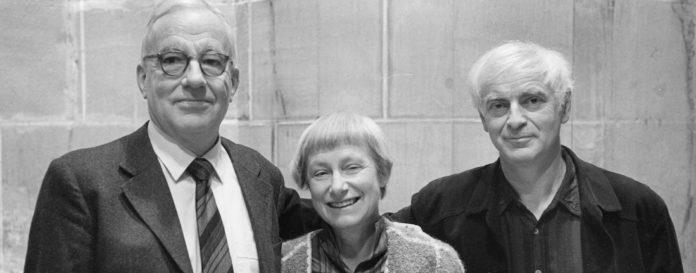 Kurt Marti, Dorothee Soelle und Adolf Muschg