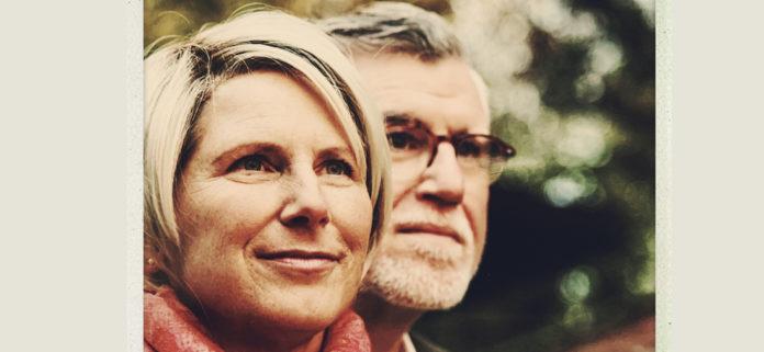 Sabine Dinkel und Alexej Lachmann waren 20 Jahre ein Paar. Im letzten Sommer verstarb sie. Foto: privat