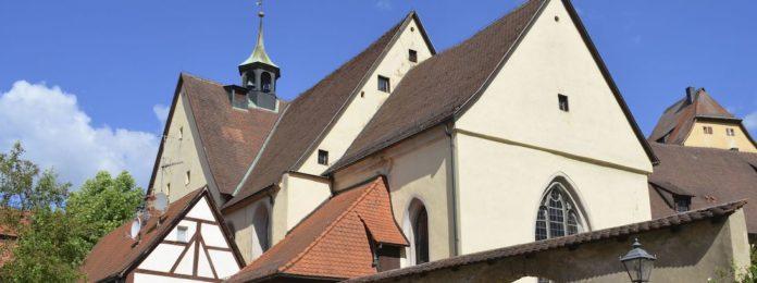 Spitalkirche St. Elisabeth mit ehem. Pfr¸ndnerwohnung in Hersbruck