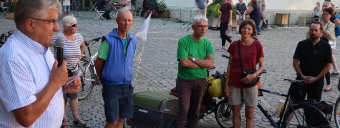 Öko-faire Kaffee-Radeln-Tour